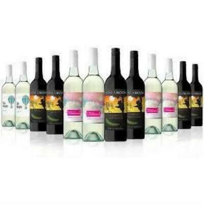 PRICE DROP! AU Red & White Mix Wine With Limited Edition Koala Moon 6 Varieties