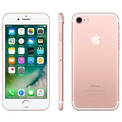 Iphone 7 Ricondizionato 32Gb Grado A Rosa Rose Gold Originale Apple Rigenerato