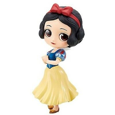 New Snow White Q posket Disney Princess Characters Figure Japan With Tracking #