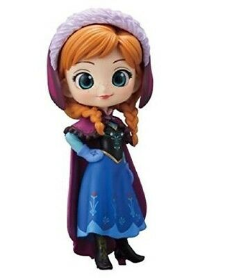 New Anna Q posket Disney Princess Characters Figure Japan With Tracking #