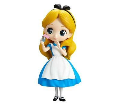 New Alice Q posket Disney Princess Characters Figure Japan With Tracking #