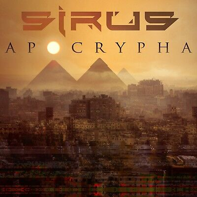 SIRUS Apocrypha 2CD DigiBook 2018 LTD.200