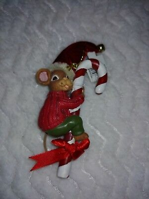Christmas Ornament Mouse