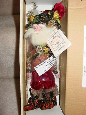 New In Box Mark Roberts Holly & Pine Elf Small Fairy 51-68580 From New Zealand