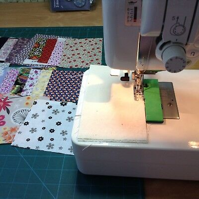 Sewing machine Seam Guide Magnetic attachment Patchwork & Quilting straight seam