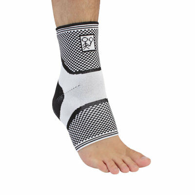 PhysioRoom Elite Snug Series Ankle Support Ultra Comfortable Ankle Wrap