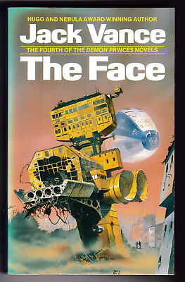 The Face, Jack Vance, Good, Paperback (108)