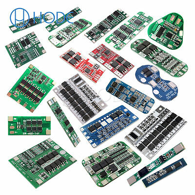 2S/3S/4S/6SPacks BMS PCB Protection Board For 18650 Li-ion Lithium Battery Cell