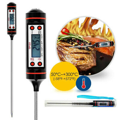 Termómetro Digital de Cocina Kitchen Digital Food Thermometer Barbacoa