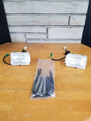 1988-2000 Honda Goldwing GL1500 Left/Right Fog Lamps