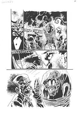 The GOON 27 page 10 RARE