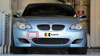 NEW Flap towing eye tow hook cover for BMW E60 E61 Alpine White 300 51110149251