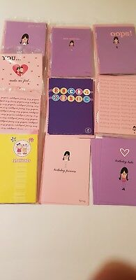 WHOLESALE joblot assorted  GREETINGS & BIRTHDAY CARDS X 50
