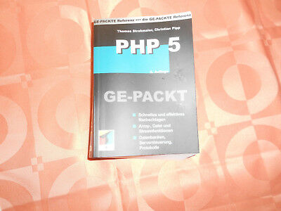 Buch PHP5 GE-Packt siehe Fotos