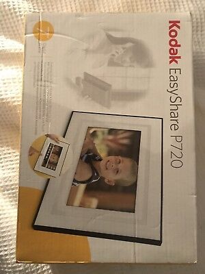 Kodak Digital Photo Frame Easy share P720