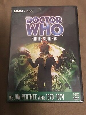 Doctor Who - The Silurians (DVD, 2-Disc Set, 2008) NEW