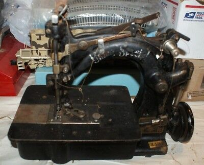 Union Special 2500 class one needle 2 thread sewing machine HEAD ONLY!