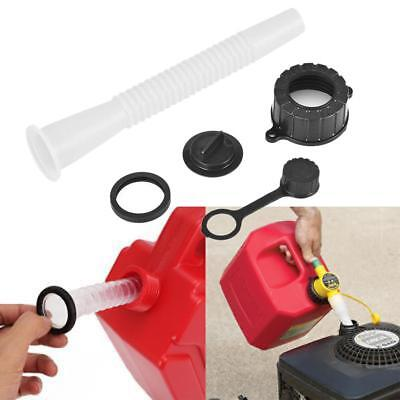 Replacement SPOUT & PARTS KIT for Rubbermaid, Fuel Gas Can Rotopax BLITZ Model