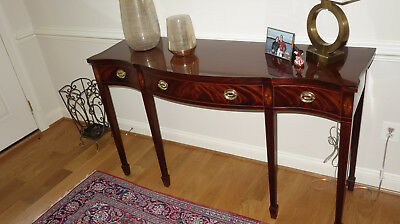 BAKER Historic Charleston Console