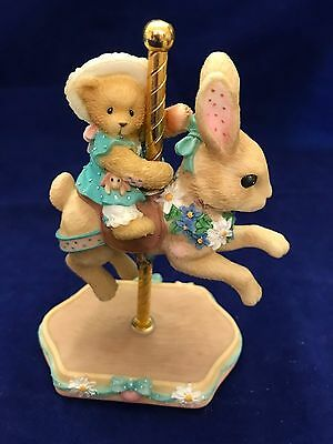 "Cherished Teddies ""Jenelle"" ""a friend is somebunny to cherish forever"" numbered"