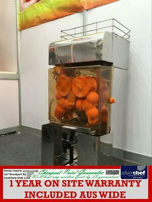 Commercial Cold Press Orange Juicer Self service automatic tap start - WDF-OJ200