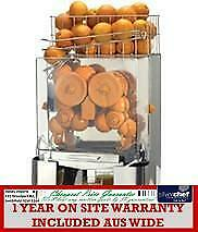 Commercial Orange juicer with auto tap start - WDF-OJ150