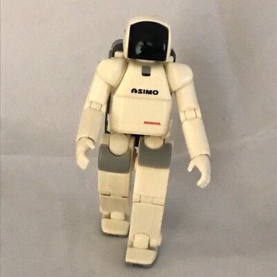 HONDA ASIMO Action Figure Robot Mascot Doll Rare Sale from Japan