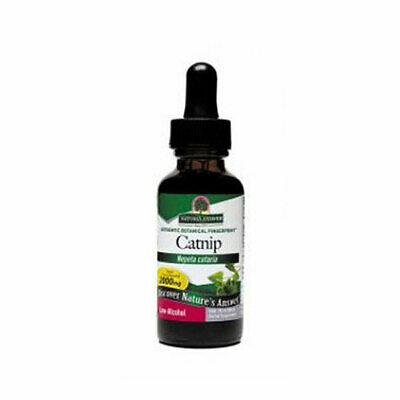 Catnip Extract ORGANIC, 1 OZ by Nature's Answer