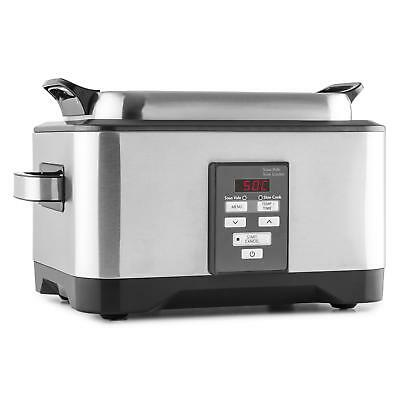 Sous Vide Slow Cooker Food Steamer Precision Circulation Professional 8L 550W