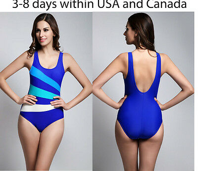 One piece swimsuit-1 piece swimsuit for women and girls size 8 training swimsuit