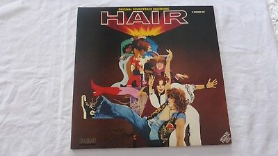 Vinyl LP – Hair – Original Soundtrack Recording – 1979 – Klappcover Doppel LP