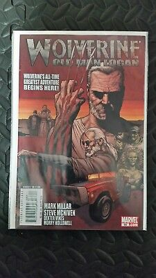Wolverine 66 - 72 Plus Giant Size #1. Old Man Logan Debut Complete.