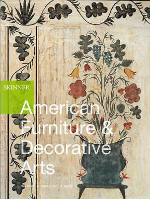 Skinner American Furniture & Decorative Arts Auction Catalog March 2017