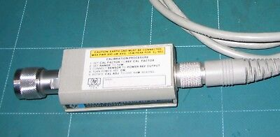 HP8482A Power Sensor 0.1MHz to 4.2GHz | 0.3uW to 100mW - In Good Working Order
