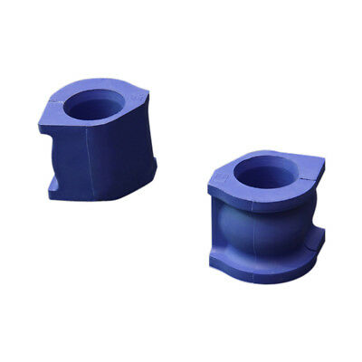 HARDRACE RUBBER FRONT LOWER ARM COMPLIANCE BUSHES 2PC FOR HONDA CIVIC FN2 07-11