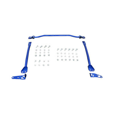 Hardrace Front Lower Structure Bar 5Pc For Honda Fit Gk 14-
