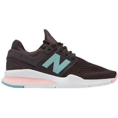 huge selection of 2c04f 5bd36 New Balance Women 247 Tritium WS247FD, Americano with Himalayan Pink