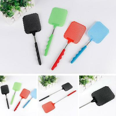 House Extendable Fly Swatter Telescopic Insect Swat Bug Mosquito Wasp Killer