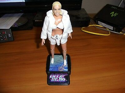 007 Dr. No Honey Ryder Poseable Limited Edition Action Figure W/ Box James Bond