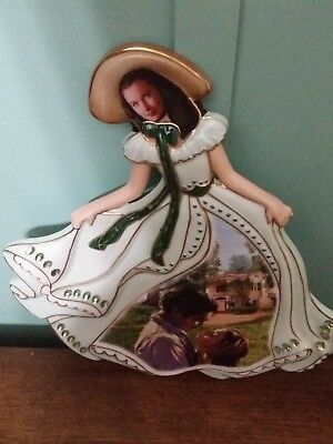 Gone With the Wind Southern Splendor Wall Plaques Set of 3