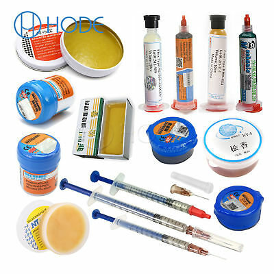 MECHANIC Rosin Soldering Syringe Solder paste for Electronics Repair Application