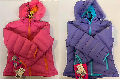 NEW Snozu Girls Packable Down Jacket - XS / S