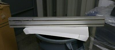 """Extruded aluminum T-slot 39""""x4""""x2"""" router table / saw"""