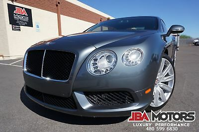 2013 Bentley Continental GT 13 Bentley Continental GT Coupe 2D AWD