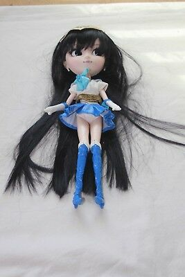 Sailor Moon Chibi Moon Chibi Usa School Girl Type Doll Bandai Black Hair