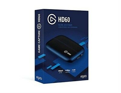 Elgato Game Capture Card HD60 Game Recorder - used rarely used - as new