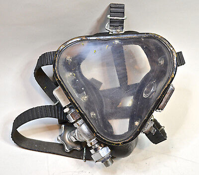 Desco Jack Browne Shallow Water Diving Mask Good Shape