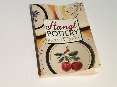 Stangl Pottery book by Harvey Duke 1993 Wallace Homestead Pub. Price Guide