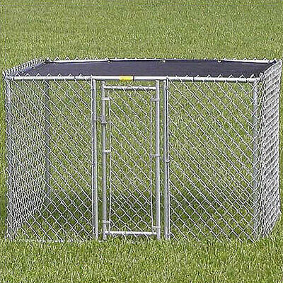 6 X 6 X 4 ft Dog Kennel Cage Fence Sun Screen Canopy House Shelter Cover Shade