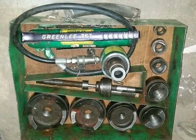 Greenlee 7310SB Hydraulic KNOCK-OUT PUNCH KIT- GREAT PRICE!!!